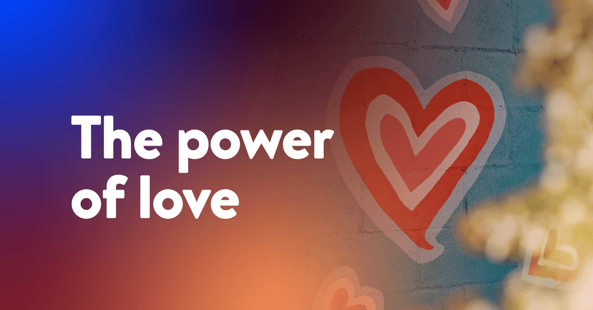 Viering Geloven in Spangen - The power of love